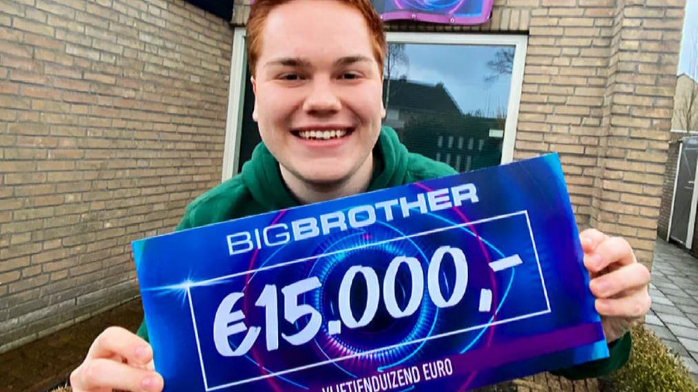 Matt uit Big Brother