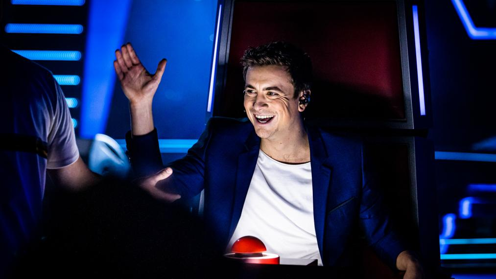 Niels Destadsbader in The Voice Van Vlaanderen