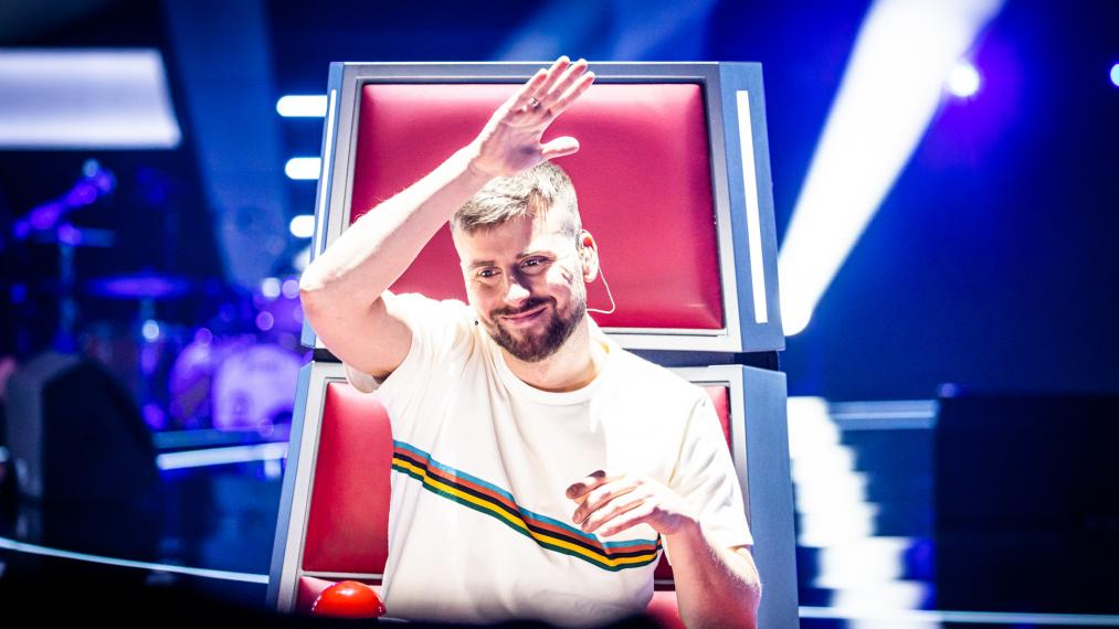 Tourist LeMc in The Voice Van Vlaanderen