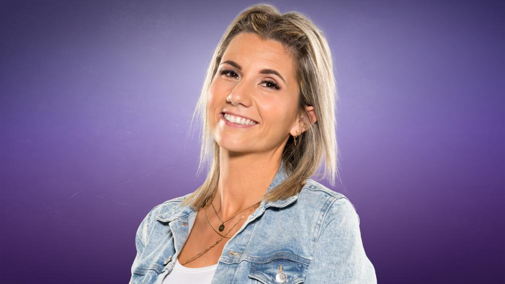 Julie Vanderzijl uit Big Brother
