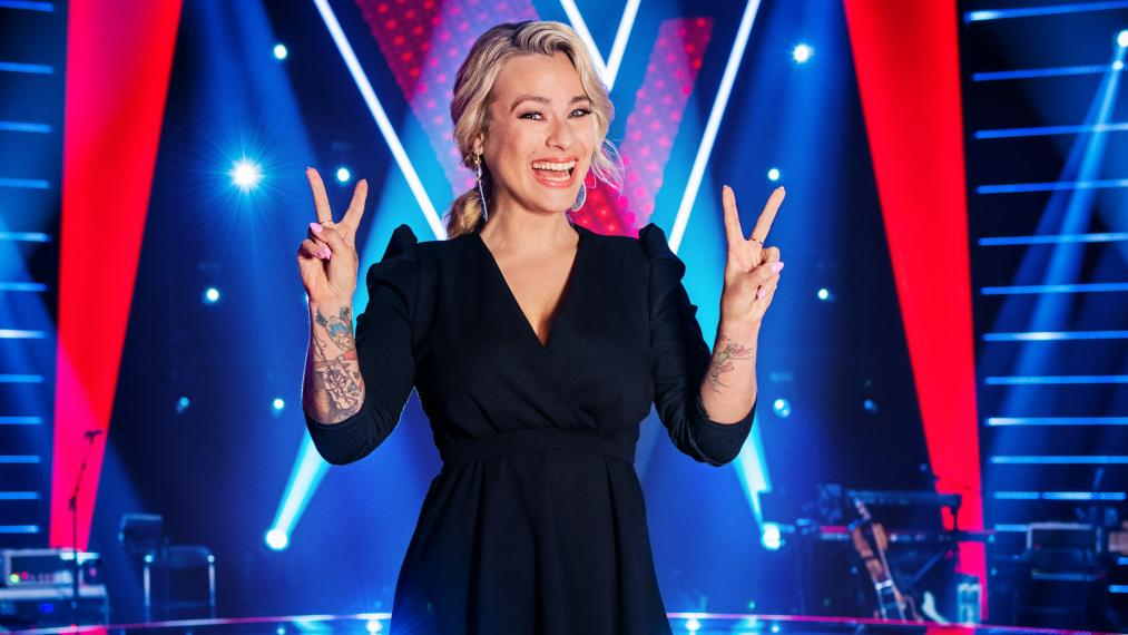 An Lemmens in The Voice