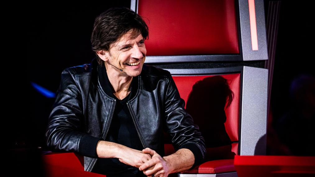 Koen Wauters in The Voice Van Vlaanderen